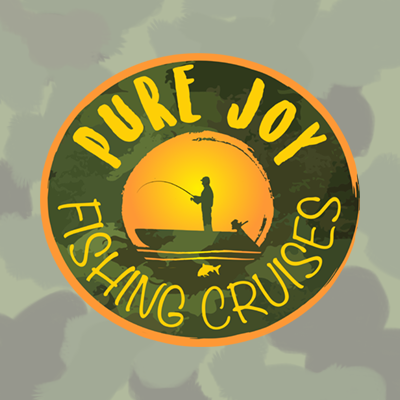 Logo PureJoyFishingCruises - Partener Creative Tree