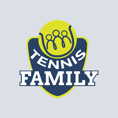 Logo TennisFamily - Partener Creative Tree